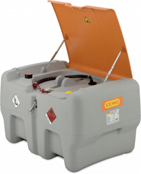 Dieseltankstelle mobil - easy II