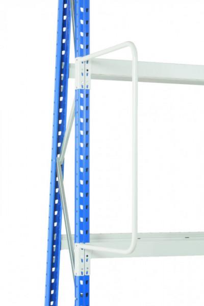 Trennelement Bogen, zu Vertikalregal