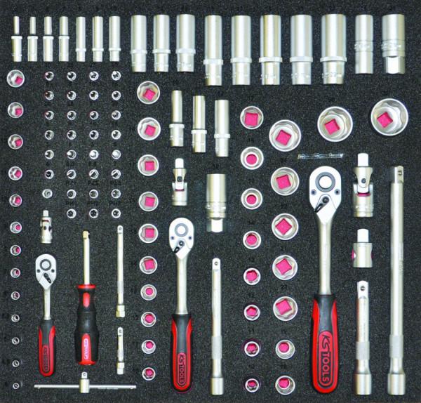 Steckschlüssel-Einlage