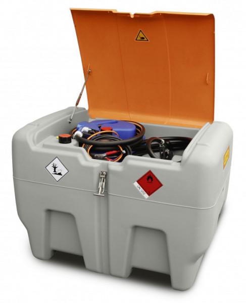 Diesel- AdBlue®-Mobiltankstelle kombiniert