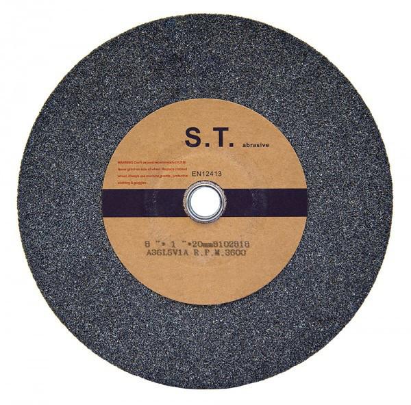 Schleifscheibe 150 x 25 x D20 mm, K60