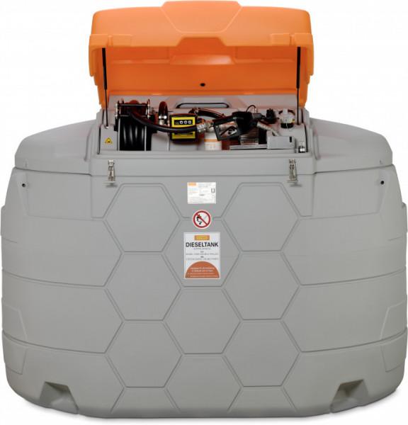 Dieseltankstelle Cube Premium