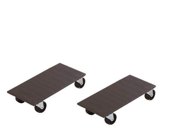 Möbelroller Set, 2 Stück 350 kg