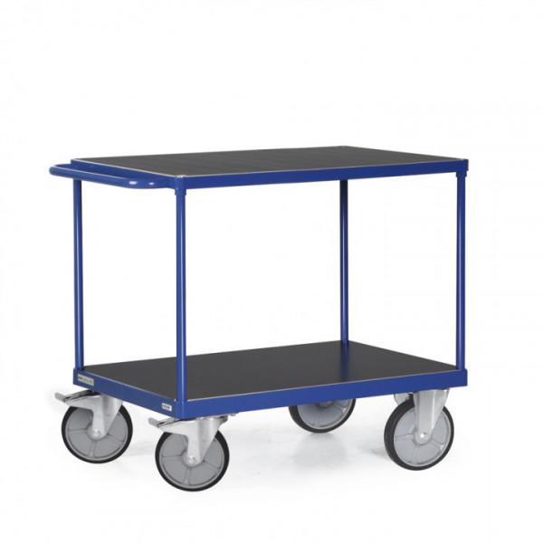 Tischwagen mit 2 Etagen