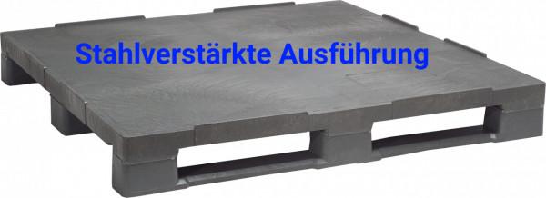 Palette 1200 x 1000, Stahlverstärkte Ausführung